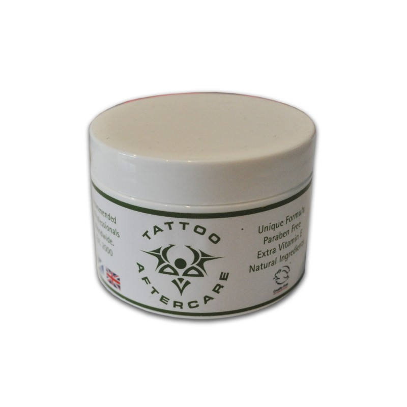 Tattoo Aftercare 100g Studio Size Large Jar Super Healer