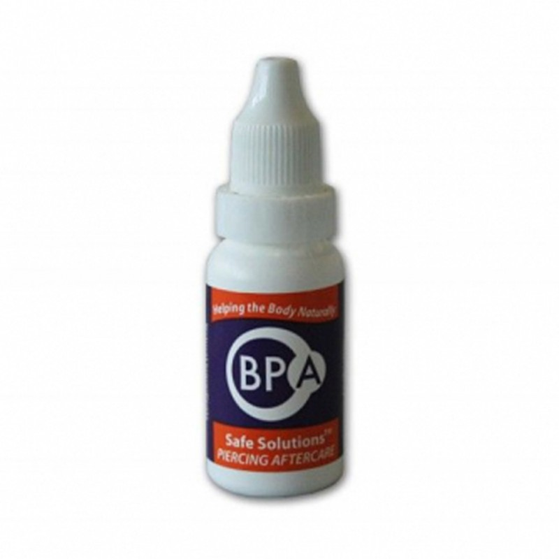 BPA Piercing Aftercare Solution 100% Natural