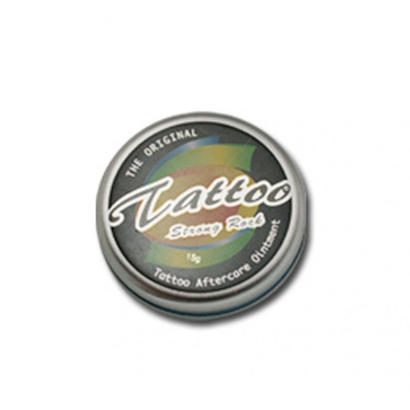 Tattoo Strong Rock Aftercare Ointment The Original 15g