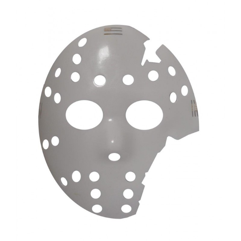 Jason Friday the 13th Adult White Halloween Mask (HM23)
