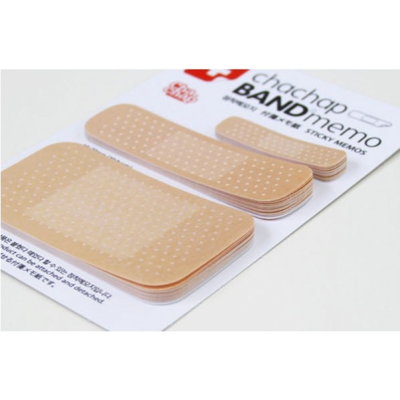Novelty Plaster Bandage Sticky Memo Note Pad Book