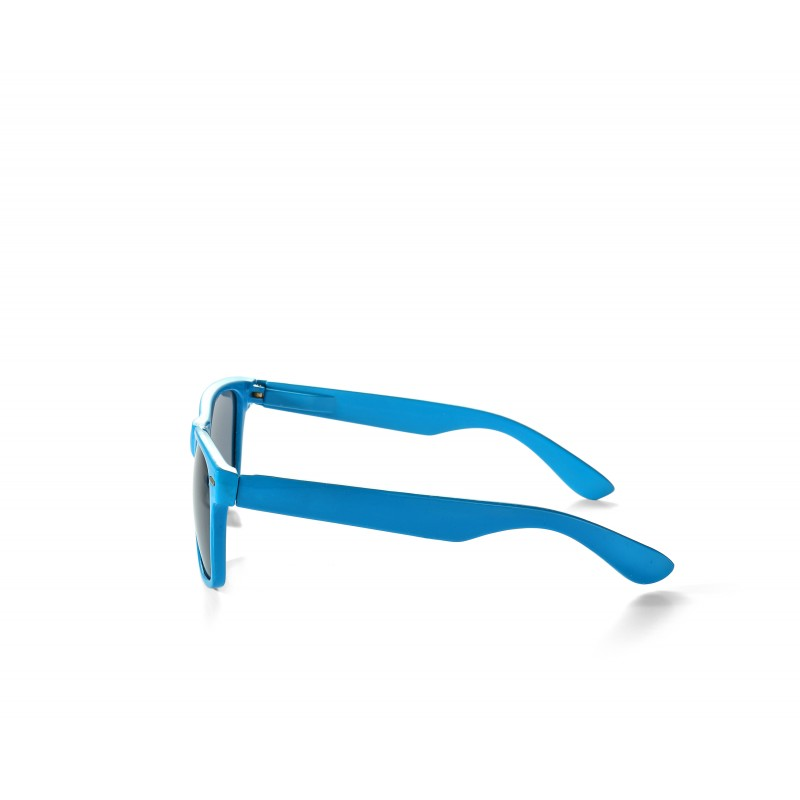 Light Blue Drifter Style Sunglasses UV400 Protection Unisex (Pack of 3)