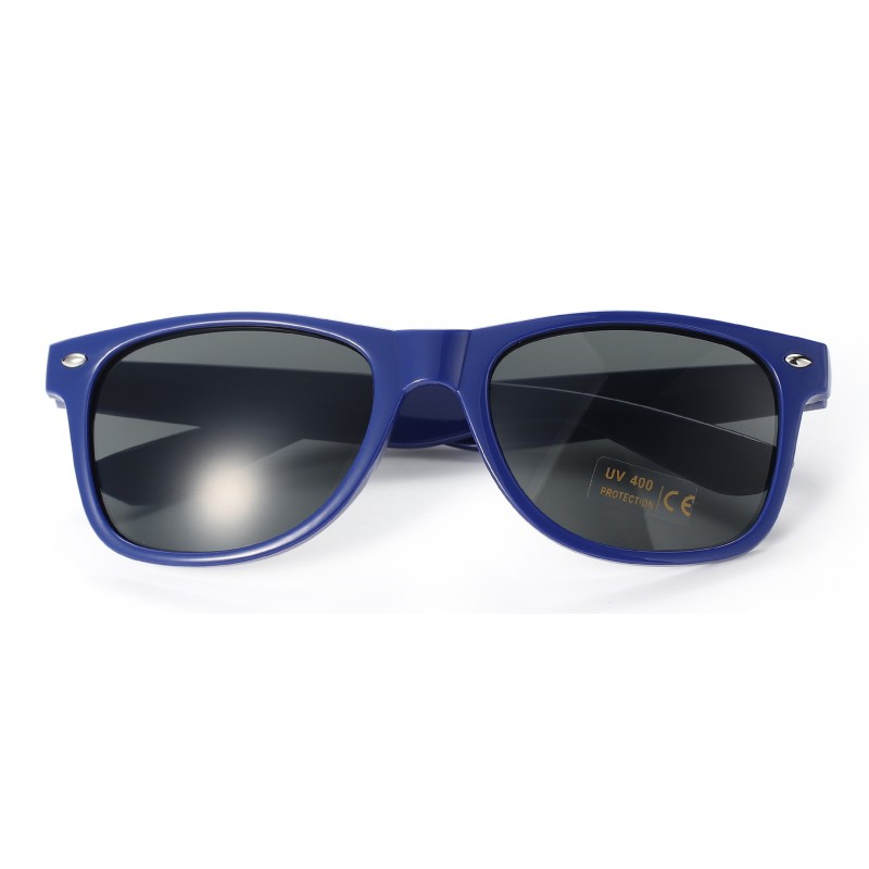 Dark Blue Drifter Style Sunglasses UV400 Protection Unisex (Pack of 5)
