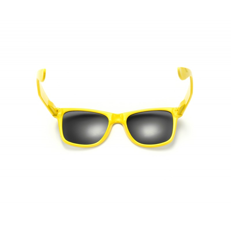 Yellow Drifter Style Sunglasses UV400 Protection Unisex
