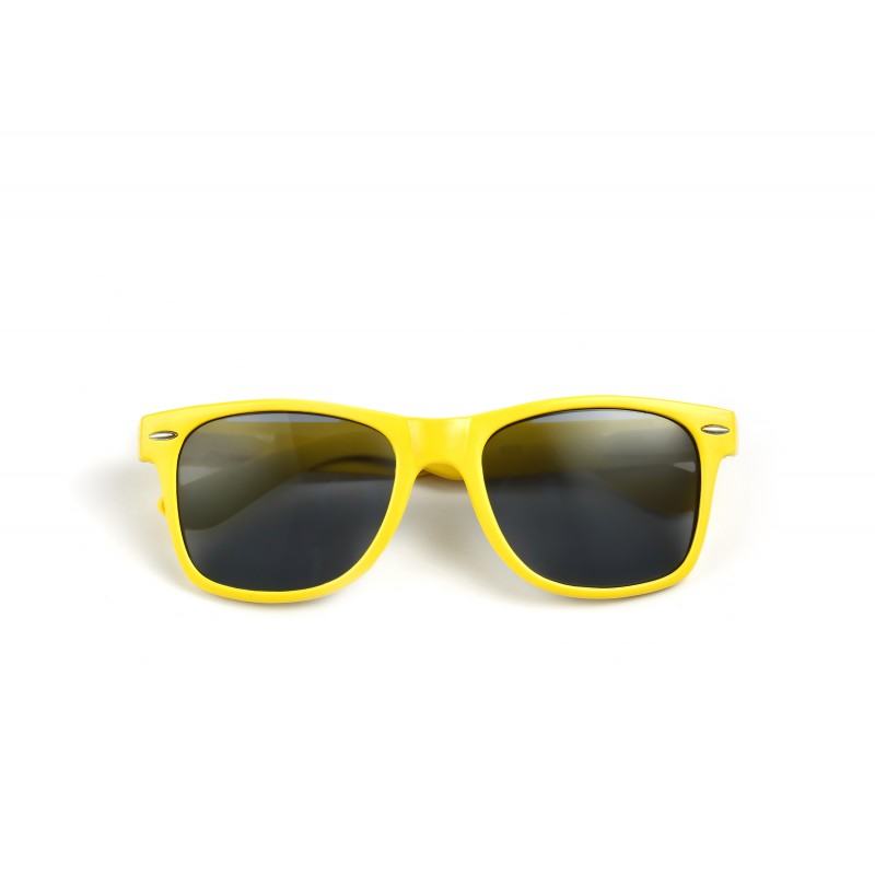 Yellow Drifter Style Sunglasses UV400 Protection Unisex (Pack of 10)