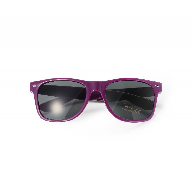Underground Kulture Purple Drifter Style Sunglasses UV400 Protection Unisex (Pack of 5)