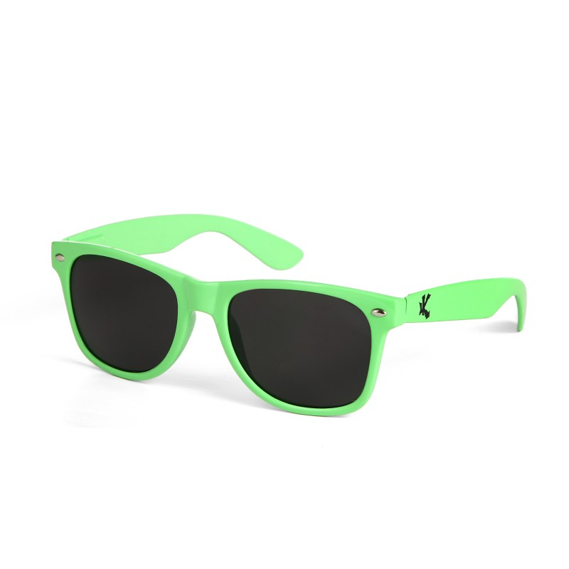 Underground Kulture Green Drifter Style Sunglasses UV400 Protection Unisex (Pack of 3)