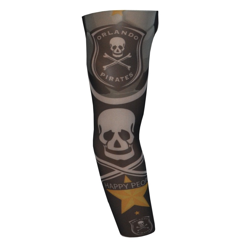 Fake Tattoo Arm Sleeve Orlando Pirates (T38)