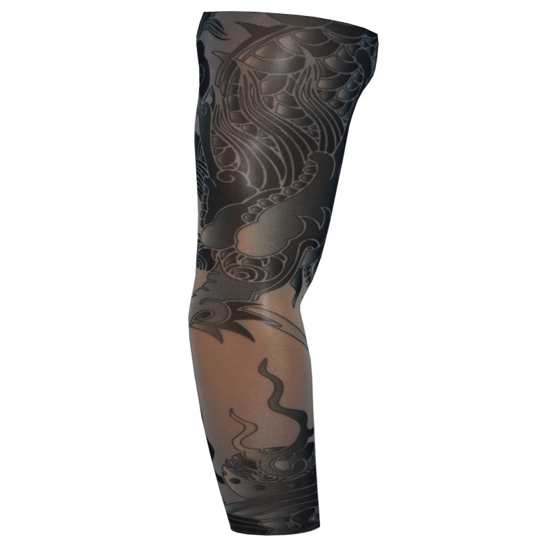 Fake Tattoo Arm Sleeve The Enigma (T39)