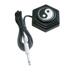 Yin Yang Tattoo Foot Pedal Switch For Power Supply