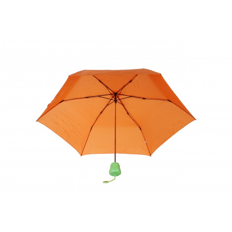 Orange Carrot Novelty Unisex Umbrella Brolly